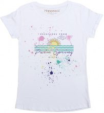 T-Shirt Donna Splendida - Greetings From Palm Spring