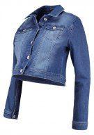 ROWAN - Giacca di jeans - mid bleu