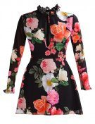 Missguided FLORAL Vestito estivo multi