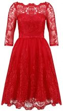 Chi Chi London AVIANA Vestito elegante red