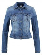MONICA - Giacca di jeans - blue wash