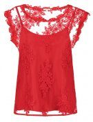 LOIS - Camicetta - red bright