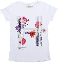 T-Shirt Donna Splendida - H Fiori Num.2