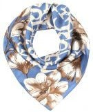 Foulard - blue berry