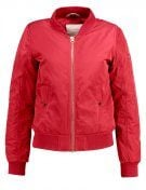 Giubbotto Bomber - chimney red