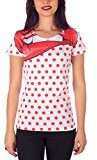 MEL Factory Hot Pois, T-Shirt Donna