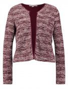 Cardigan - bordeaux red