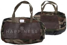 Army Bag Chocolate Palm