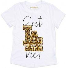 T-shirt Donna Splendida - C'est LA Vie Leo