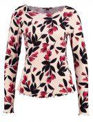 Maglietta a manica lunga - rose