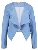 VMEMILIA - Blazer - light blue