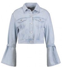 Topshop Giacca di jeans lightdenim
