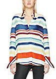 Tommy Hilfiger Agaath Blouse Ls, Camicia Donna
