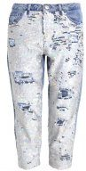 ARIEL HAYDEN - Jeans baggy - middenim