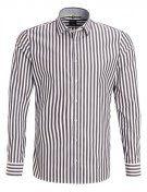 SLIM FIT  - Camicia - schwarz