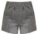 VILLOU - Shorts - light grey melange