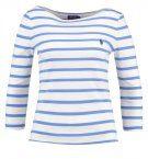 Maglietta a manica lunga - nevis/harbor island blue