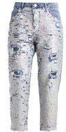 ARIEL  - Jeans baggy - middenim