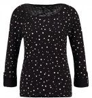 ONLJESS - Maglietta a manica lunga - black