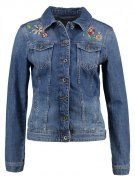 Giacca di jeans - blue medium wash