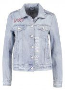 Giacca di jeans - bleu jean