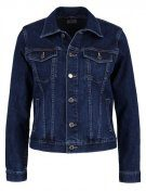 SMITHVILLE - Giacca di jeans - dark indigo