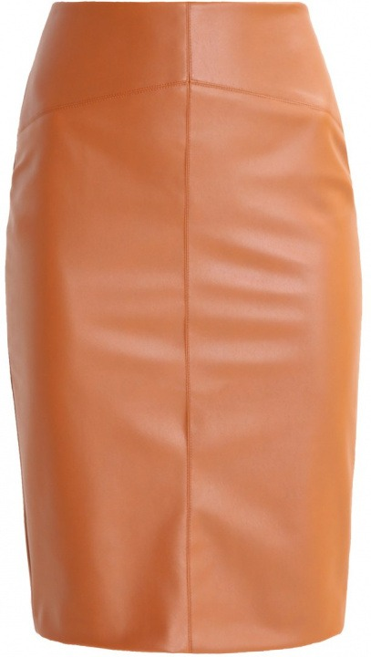 Karen Millen Gonna a tubino tan  ef45a22cde47