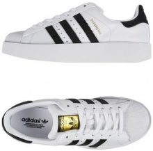 ADIDAS ORIGINALS SUPERSTAR BOLD W - CALZATURE - Sneakers & Tennis shoes basse - su YOOX.com