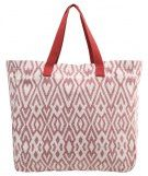 Shopping bag - orange red