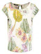 ONLNOVA - T-shirt con stampa - whisper white