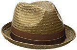 Brixton Uomo Hat Castor, Uomo, CASTOR