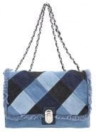 Borsa a tracolla - denim blue