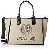 Versace Jeans Ee1vpbb40_e75599, Borsa a Mano Donna, Marrone (Legno), 15 x 28 x 47 cm (W x H x L)