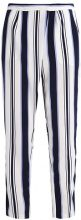Pantaloni - blue/white