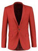 ULTRA SKINNY FIT - Giacca elegante - red