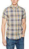 Wrangler S/S 1 Pkt Shirt Yellow, Camicia Uomo