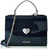 Love Moschino Moschino - Borse a secchiello Donna, Blau (Navy Blue), 9x21x29 cm (B x H T)