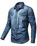 Crone -  Camicia Casual  - Uomo