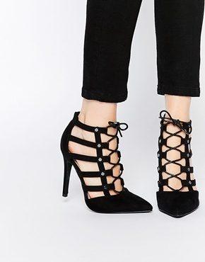 New Look - Ghille - Scarpe con tacco e cinturino