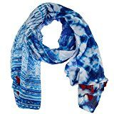Foulard Desigual FOULARD_RECTANGLE SPLASH 72W9WA9