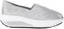 Slip on fitness glitter