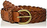 PIECES Pcsailor Leather Jeans Belt, Cintura Donna