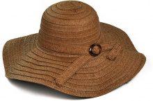 Cappello di paglia con fibbia