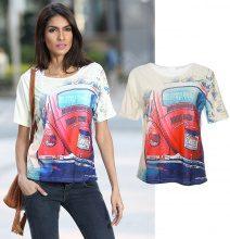 T-shirt Maggiolino