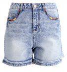NMBE DONNA  - Shorts di jeans - medium blue denim