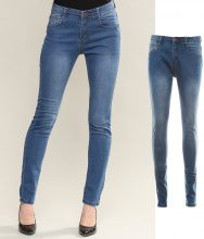 Jeans skinny wash