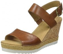 Gabor Shoes Fashion, Sandali con Zeppa Donna