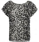 ONLFOREVER - T-shirt con stampa - black