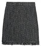 Minigonna - black