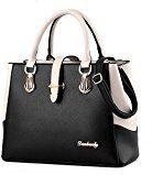 NICOLE&DORIS nouveau sac à main de style de mode noir et blanc sac à bandoulière casual corps croix travail bourse pour dames